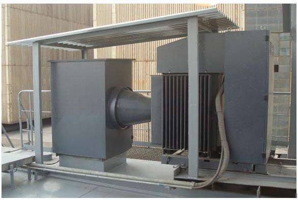调幅高频电源在兰州西固电厂的应用